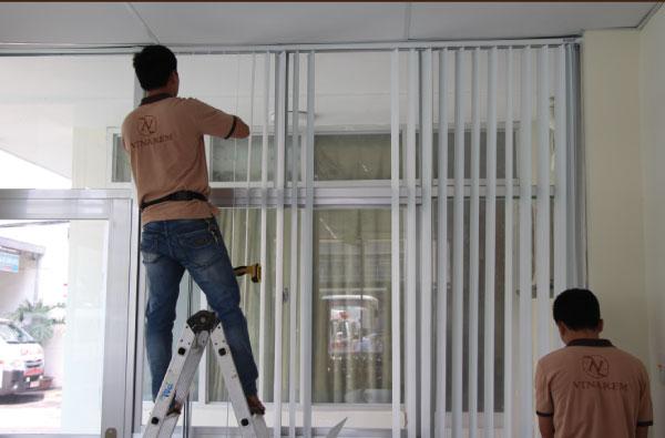 image Rèm Sáo Văn Phòng 1